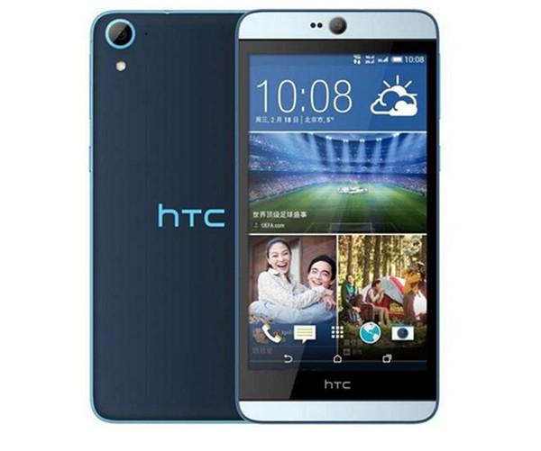 HTC Desire 826 Original Unlocked 5.5 Inch Quad Core 2GB RAM+16GB ROM 13MP Camera 1080P GPS WIFI Dual SIM Cards Mobile Phone