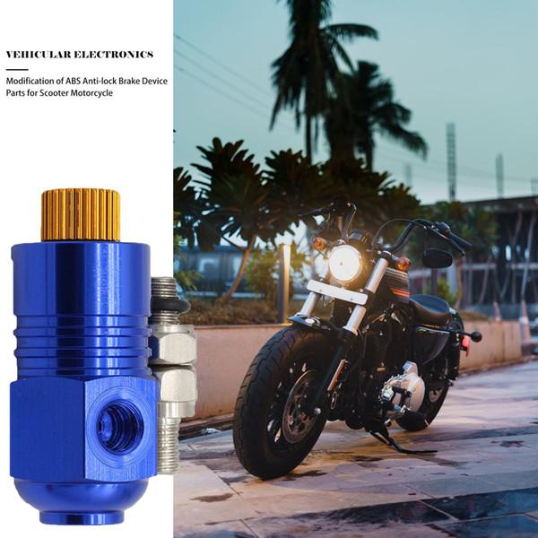 ABS Anti-locked Motorcycle Braking System Brake Caliper Assist Dirt Pit Bike