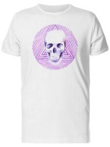 Треугольник полосатый череп мужчины 039 s тройник изображение оптом