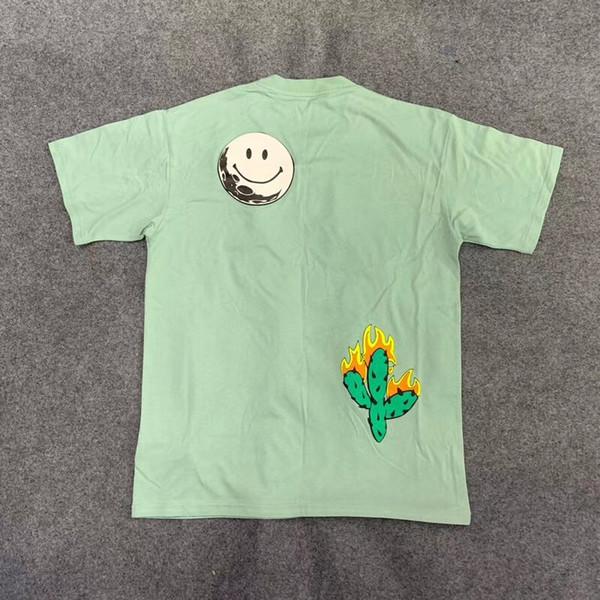 Travis Scott Astroworld Cactus Jack T-shirt Homme Femme Tee 1a: 1 de haute qualité Travis Scott AstroWorld T-shirt