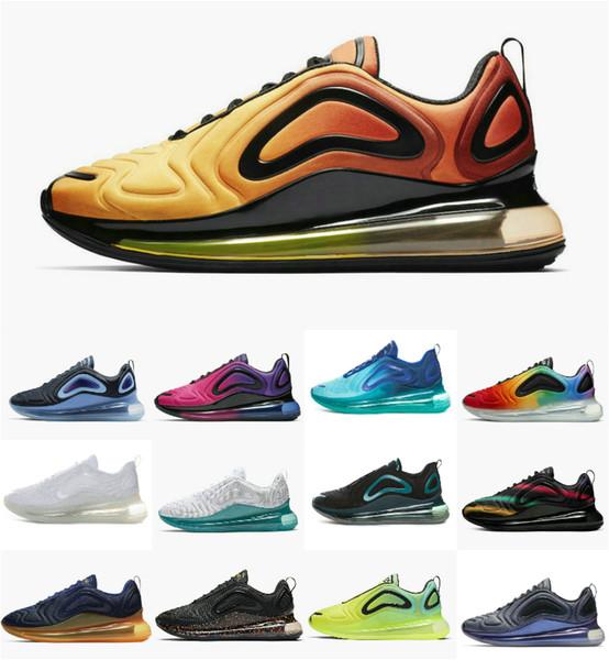 2019 Volt Future scarpe da corsa per gli uomini essere vero orgoglio Volt Pasqua Confezione Womens Triple Bianco Nero Northern Lights Tramonto Sport Sneakers 36-45