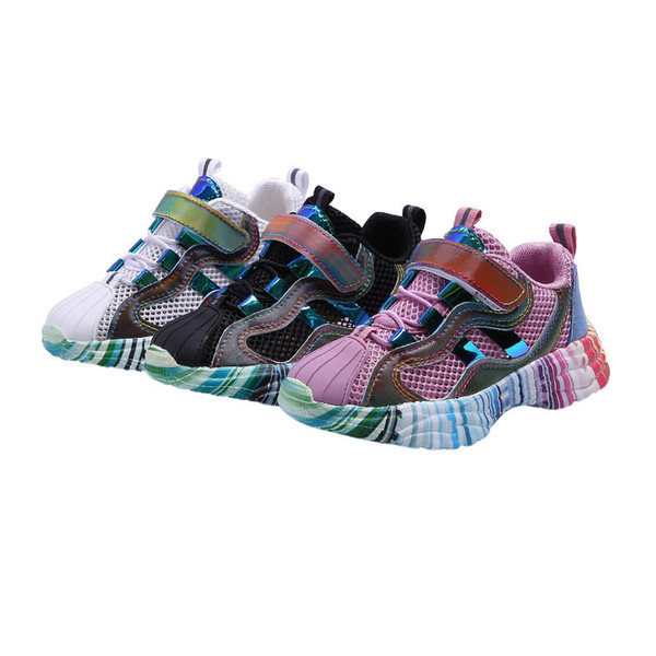 Ins kids shoes chaussures enfants kids sneakers kids trainers children shoes kid running shoes boys trainers big girls sneakers A5717