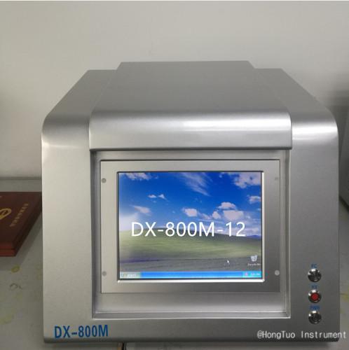 DX-800M XRay Gold Pureza Comprobación Analizador / Detector, Xrf Gold Carat Meter Detector, Xrf Gold Analyzer Laptop Buena calidad