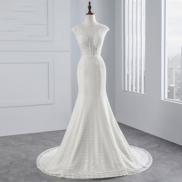 Bridal Dresses Heavy Handwork Wed Gowns Attractive Party Evening Dress Formal Evening Clothes High quality Sexy Special Occasion garment