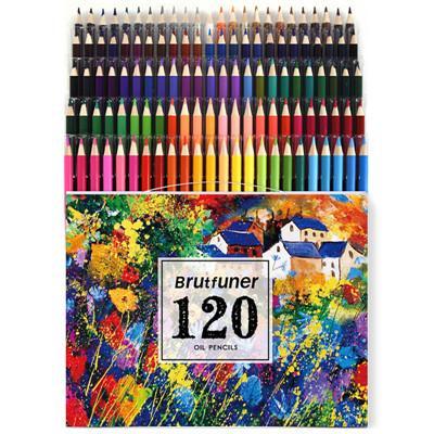 120 lápices aceitosos