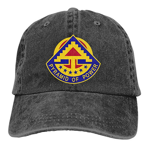 2019 New Cheap Baseball Caps US Army Seven Steps to Hell Mens Cotton Adjustable Washed Twill Baseball Cap Hat