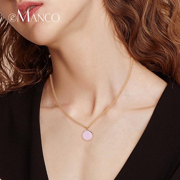 Femmes Cuir PU Ras du cou Fantaisie Collier Chunky Cristal collier