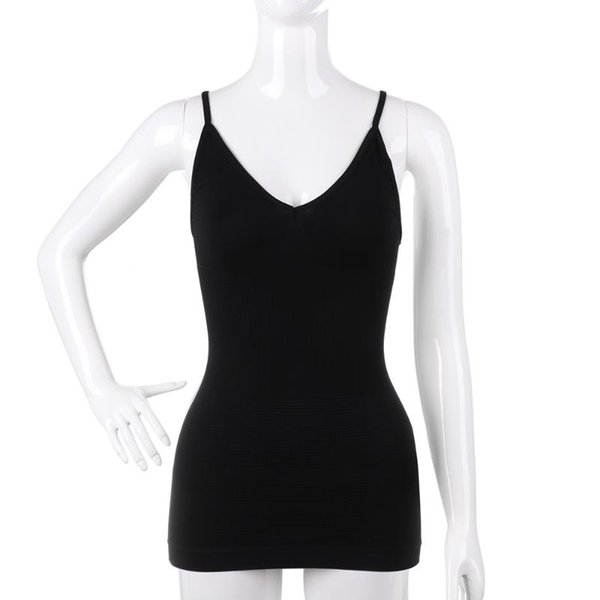 best selling Women Summer Sling Shapewear New Fashion Body Memory Elastic Intimates Body Shaping Vest Polyester Slimming Waist Trainer Shaper