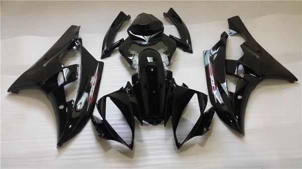 Body + Serbatoio Per YAMAHA YZF600 YZFR6 06 07Frame233HM.YZF-R6 06 07 YZF600 YZF R6 2006 2007 carenature Kit