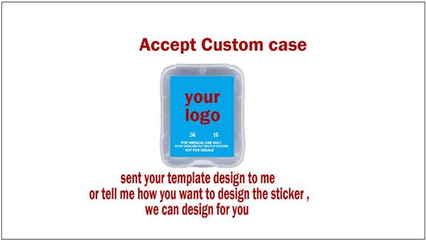 Benutzerdefinierte Ihr eigenes Logo