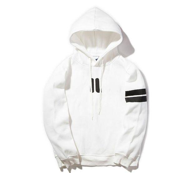 Sıcak Satış Uzun Kollu O-boyun Erkek Moda Kapüşonlular Marka Tasarımcısı Casual Kalın Erkek Giyim Üst Yüksek Kalite Lüks Kapüşonlular B101873Y