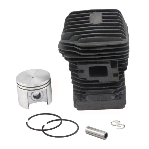 42.5mm Cylinder Piston Kit For Stihl 023 025 MS230 MS250 Chainsaw 1123 020 1209 With Pin Ring Circlip By Farmertec