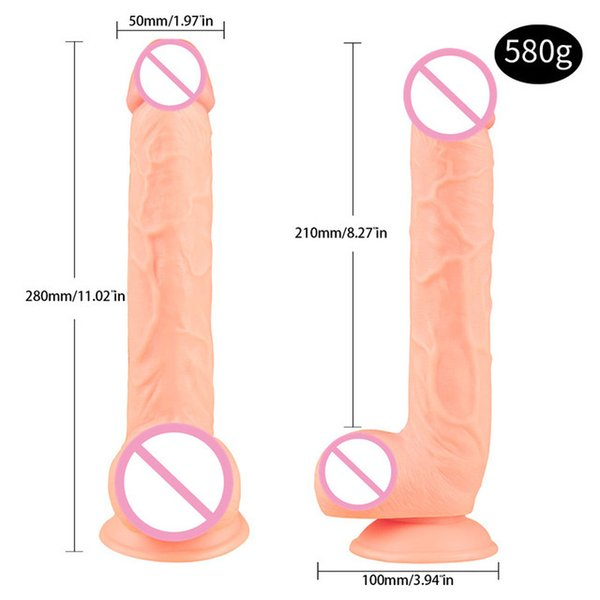 28cm Flesh