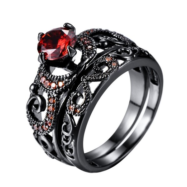 Gothic Wedding Rings.Gothic Wedding Rings Sets Coupons Promo Codes Deals 2019 Get