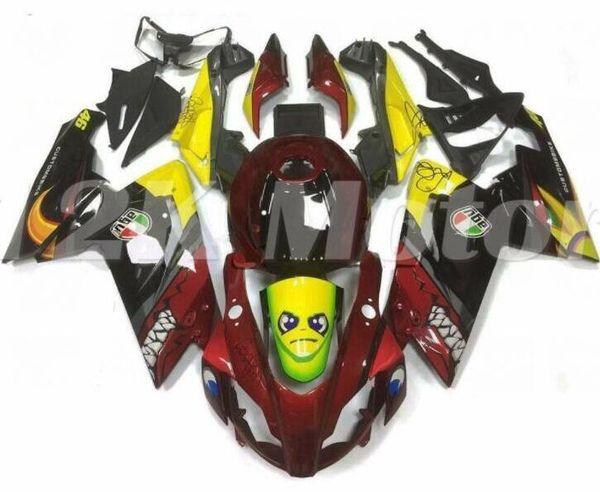Motorrad Neue ABS-Spritzguss Voll Fairings Kit Fit für Aprilia RS125 06 07 08 09 10 11 2006-2011 Karosserie-Set Individuelle Shark