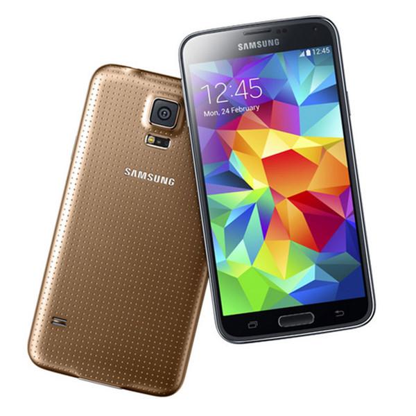 "Original Samsung Galaxy S5 5.1"" Refurbished G900T G900A G900F Unlocked Smartphone 2GB/16GB Quad Core GPS WIFI Smart Cell Phones"