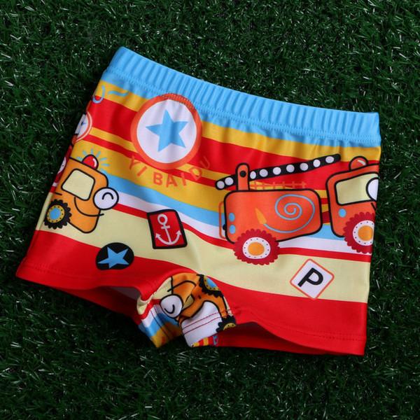 24 Colors 2019 kids swimwear Cartoons boys swimwear Beach Board Shorts baby boys summer clothes Swimsuit children piece swim suit Swim Trunk