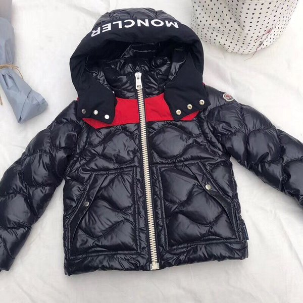 Kids newest down jacket duck down coat for Children winter warm outwear tops girls down coat clothes in stock