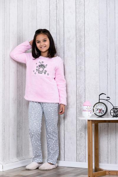 Ensemble de pyjama pour enfants Lingabooms Popcorn 2s LB3008