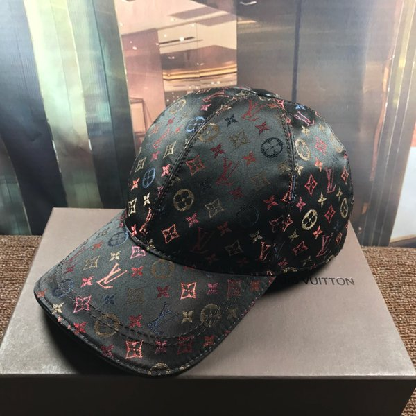 Top Quality Celebrity design Letter embroidery Berets Cap Ball Caps Men Woman Baseball cap Golf hat Brim Hats 011 With Box