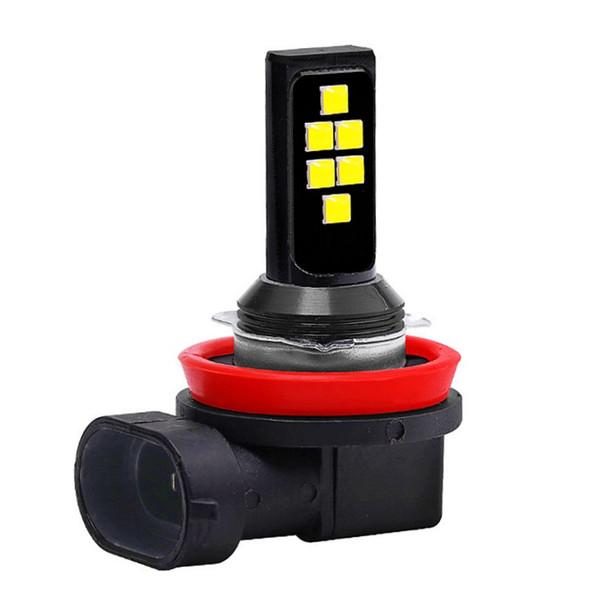 1Piece NEW H1 H3 H7 H11 H8 H9 9006 HB4 881 H27W High Quality LED Auto Fog Lamps Car Anti Fog Light Foglamps Bulb White Yellow