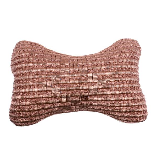 Breathable ice silk headrest car seat headrest neck pillow memory cotton contour pillow ZAX8114 19Mar15