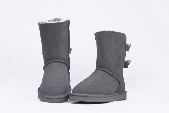Bow Snow Boots Cheap Shoes