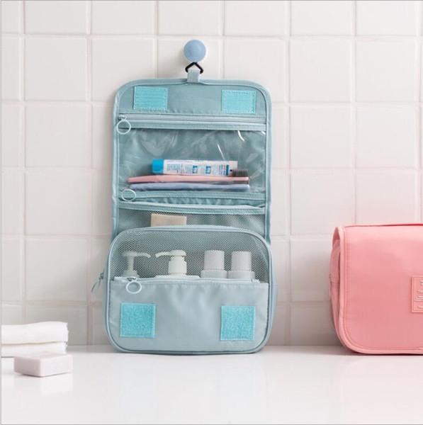 Trucco Borse Designer Fashion Donna Uomo Donna Trucco Organizzatore Borsa Cosmetic Bag Toilette portatile Outdoor Kit da viaggio Business Storage Bag