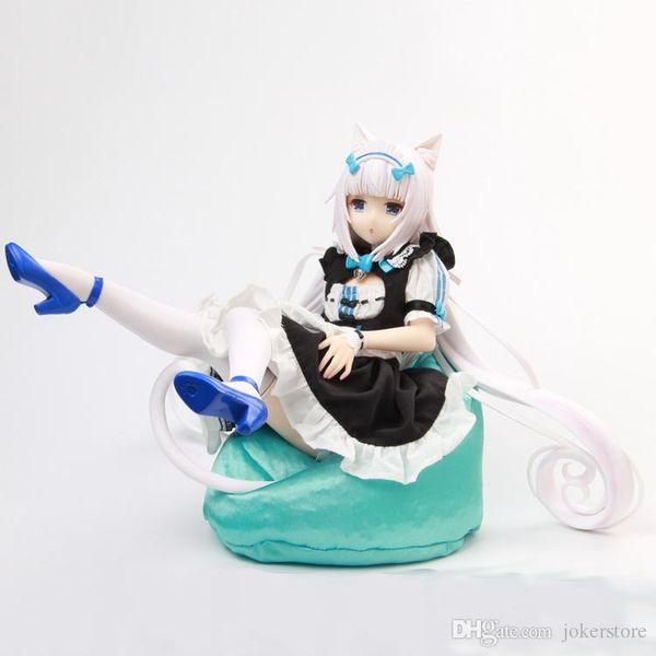 NEKOPARA Vanille Sexy Anime Action Figure Kunst Mädchen Große Brüste Tokio Japan Erwachsene Produkte Puppe Freies Verschiffen Freies Verschiffen