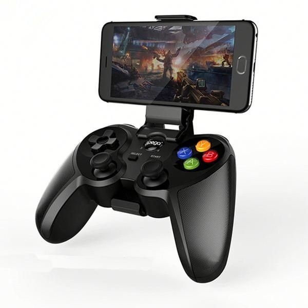 Светящиеся PG9078 Беспроводной bluetooth геймпад для ПК универсальный умный игровой контроллер джойстик для Android для iPhone iPad смарт-коробка TV игры джойстик