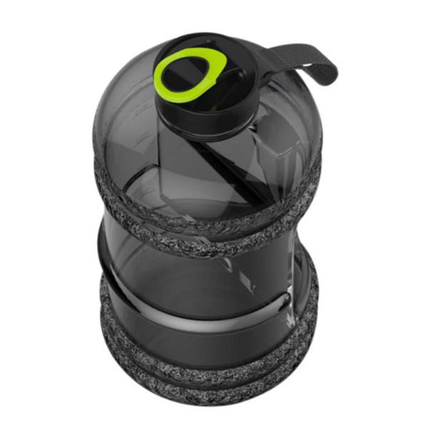 2.5L portátil al aire libre de gran capacidad botella de agua baloncesto fútbol bádminton corriendo deportes botella gimnasio ciclismo hervidor nuevo