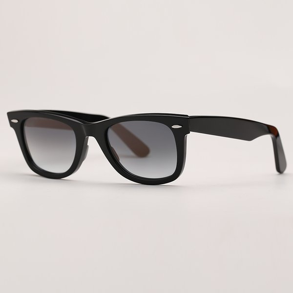 black-grey gradient lenses