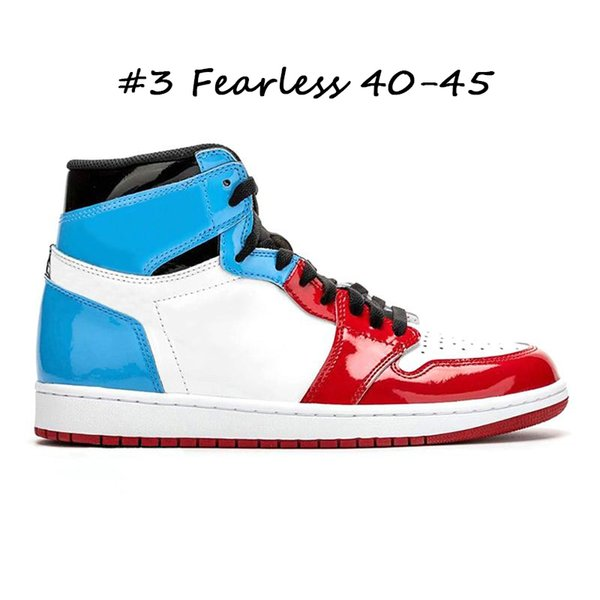 #3 Fearless 40-45