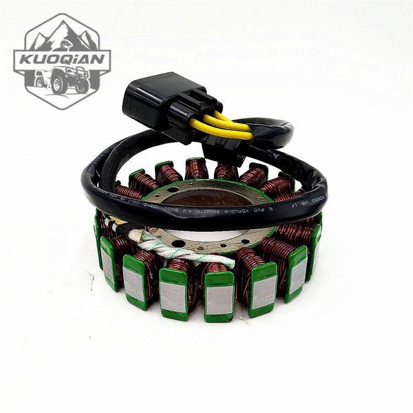 KUOQIAN Manyetik motor stator / CFMOTO ATV için Magneto bobini, CF450 CF550 (EPS'siz) İÇİN UYGUN, BÖLÜM NO. 0GR0-032000