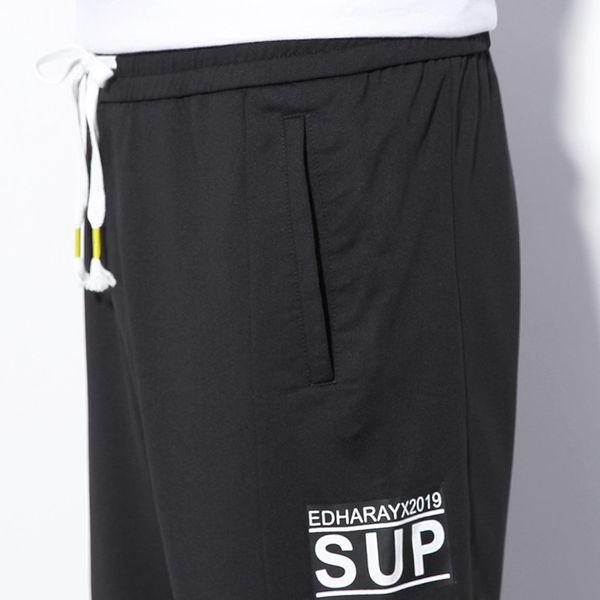 mens designer summer shorts pants slacks designer pants customized two large pockets as decorative breathable easy match sweatpants MT1914-2