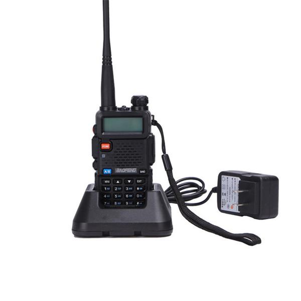BaoFeng UV-5R Talkie Walkie VHF / UHF136-174Mhz400-520Mhz Double bande radio bidirectionnelle Baofeng uv 5r Talkie-walkie portable