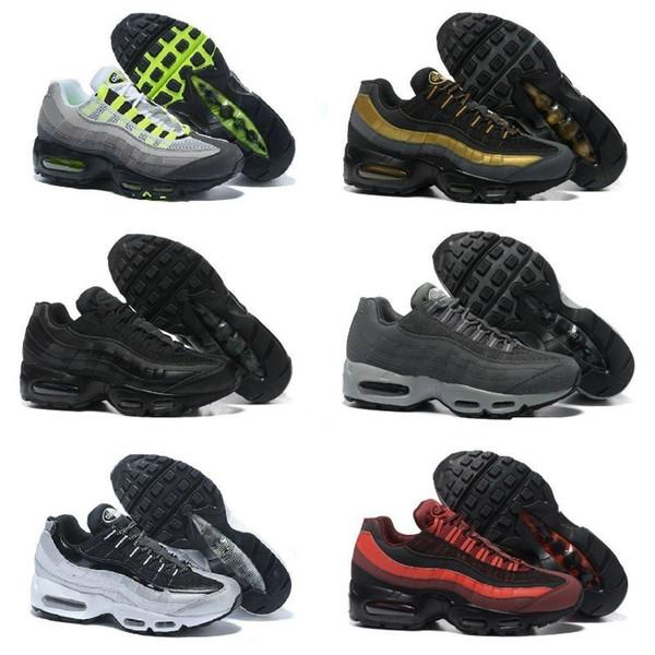 Sıcak Satış 2019 Ultra OG X 20. Yıldönümü Erkekler Spor Ayakkabı Ucuz Yeni Hava Yastık Siyah Sole Gri Mavi Erkek Moda Tasarımcısı Sneakers Koşu