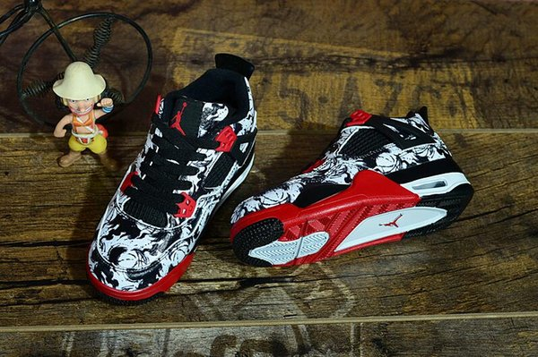 top popular Designer Kids Shoes high top Casual Sport Shoes Boys Girls Brand Sneakers High Quality Children Outdoor Running Shoes S2354 2019
