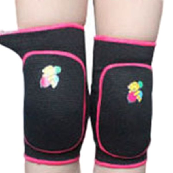Lovely Child Boy Girl Kids Knee Pad Dance Training Games Cotton Sports Knee Pad