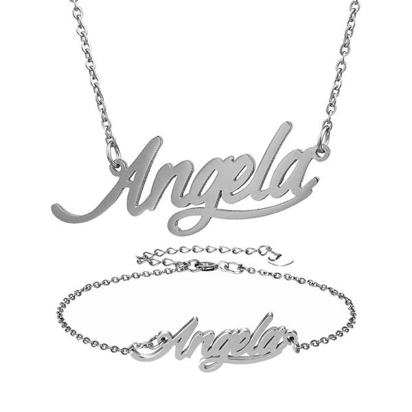 Angela -Silver