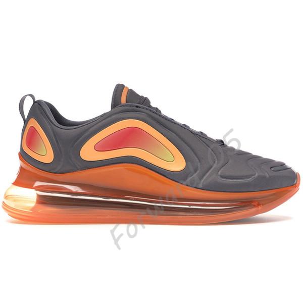Großhandel Nike Air Max 720 Universität Rot Blau Wut Herren