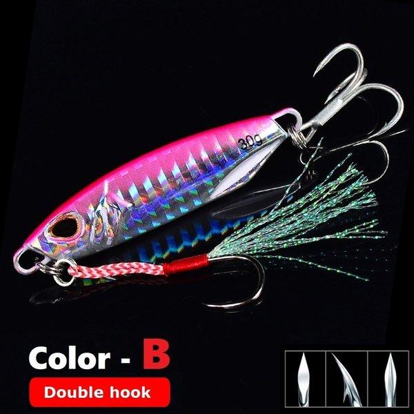 B - Double hook-40g