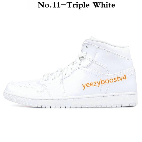 No.11-Triple Blanco