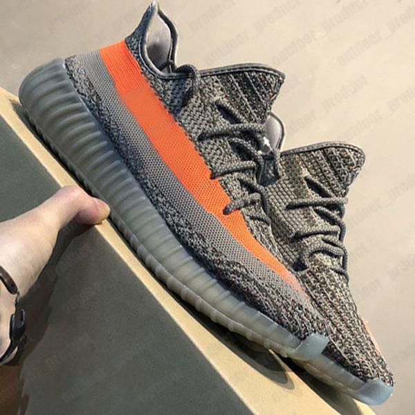 24 Gray Orange stripe 36-48