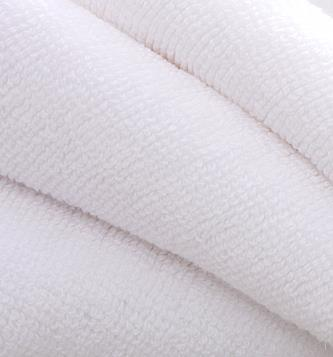 wholesale white bath towel pure cotton to increase the thickness of adult 180 hotel sauna foot bath beauty salon towel