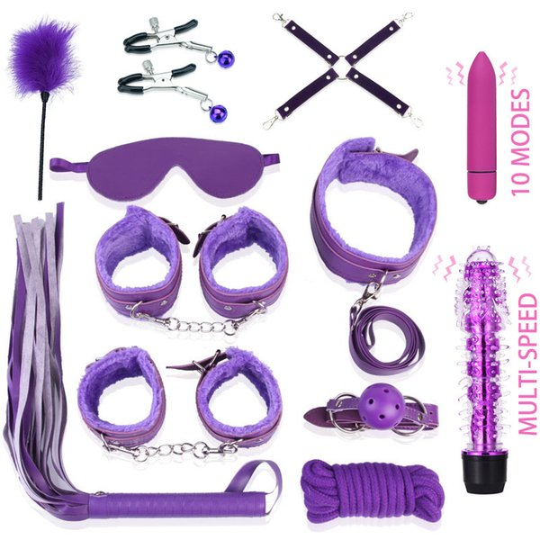 18Purple 13 piezas Set AB