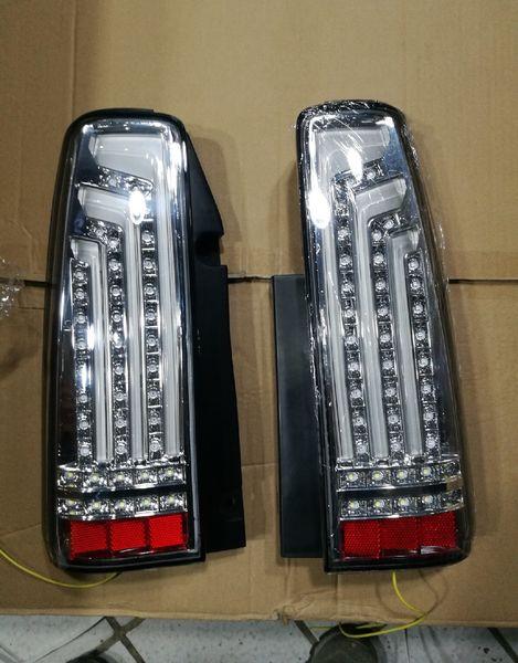 top popular Wholesale Car Styling LED Tail Lamp for Suzuki Jimny Rear Light DRL+Turn Signal+Brake+Reverse 2021
