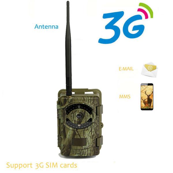 1080P 0.5sec 3G Jagdkamera MMS SMS Big Eye G3 Outdoor Wildlife Infrarot Jagdkamera