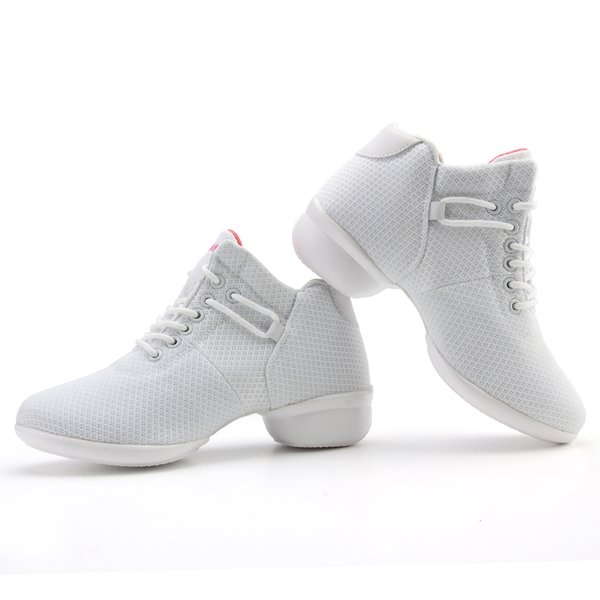 2019 New Dance Shoes Square Schuhe Fitness Schuhe Klassisch Retro Design Designer Schuhe34-40