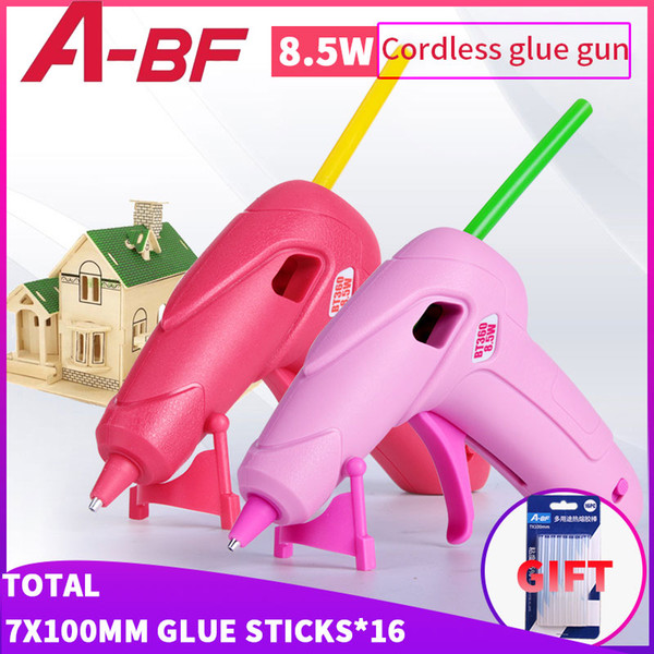 a-bf cordless glue gun home safer melt charging usb lithium battery charging advanced glue stick children available diy tool thumbnail